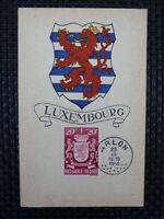 BELGIEN MK 1945 TUBERKOLOSE WAPPEN MAXIMUMKARTE CARTE MAXIMUM CARD MC CM a6700