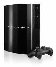 PS3 40GB Console Black + Controller+ 12 Months Warranty