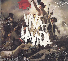 COLDPLAY Viva La Vida or Death And All His Friends CD Digipak