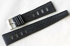 Tropic type 20mm vintage dive watch band 1960/70s original to Aquadive 44 sold