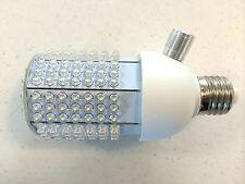 DC 12V to 24V 10W Dimmable LED Light Bulb Lamp Warm White 4000k E27 Medium Base