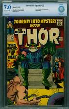 JOURNEY INTO MYSTERY 122 CBCS 7.0 - OW/W PAGES