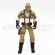 "Marvel Legend Superhero Universe 3.75""Captain America Action Figure Toy Kid Gift"
