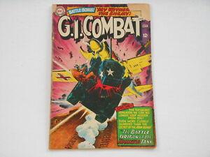 G.I. Combat #114, (DC), 1.8 GD-