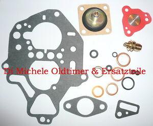 Solex 30/30 Z2 Carburetor Rep.Kit , Gasket Set, Gasket, Citroen Bx
