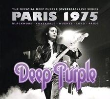Live in Paris 1975 by Deep Purple (Vinyl, Oct-2014, Ear Music)