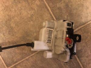 12 13 14 FIAT 500 FRONT RIGHT PASSENGER SIDE DOOR LOCK LATCH ACTUATOR OEM