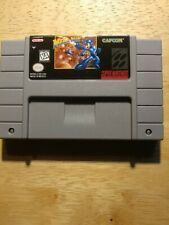 Mega Man 7 Super Nintendo SNES. only cart  pease read...