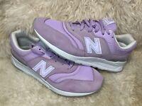 New Balance 997H Suede Shoes Sneakers Light Cyclone Purple CM997HMB Mens Sz 10.5