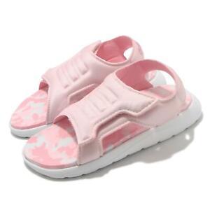 adidas Comfort Sandal I Pink White Toddler Infant Baby Strap Slip On Shoe FY8862