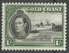 Ghana Cote d Or Gold Coast Chateau Christiansborg Castle Stronghold Schloß *1938