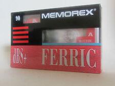 MEMOREX dbs+ C90 (1x) SEALED CASSETTE TAPE