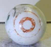 #10738m Large 1.22 Inches German Handmade Multi Bull's Eye China Marble