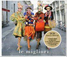 MINA CELENTANO - LE MIGLIORI DELUXE EDITION - 2 CD NUOVO SIGILLATO 2016