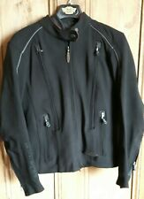 Harley davidson FXRG Ladies Textile Waterproof Motorcycle Jacket and Liner. M