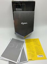 NEARLY NEW DYSON Airblade V HU02 Hand Dryer