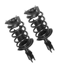 97-04 Olds Silhouette 6PC Complete Front Strut /& Coil Spring and Rear Absorber Shocks w//Sway Bars for 1997-2000 2001 2002 2003 2004 2005 Chevy Venture - - 99-05 Pontiac Montana Detroit Axle