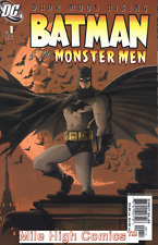 BATMAN AND THE MONSTER MEN (MATT WAGNER) (2005 Series) #1 Very Fine Comics Book