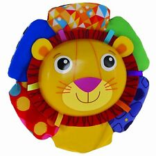 Lamaze Logan the Lion Cot Crib Baby Soother Sleep Play & Grow