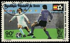 BENIN 519 - ESPANA '82 World Cup Football Championships (pa72666)