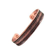 Bracelet magnétique cuivre et aimants -  Quinoa