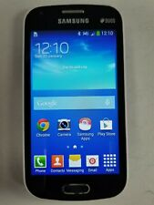 Samsung Galaxy S Duos 2 4GB Black GT-S7582 (Unlocked) Damage See Details MD1264