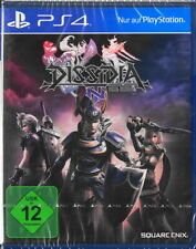 Dissidia Final Fantasy NT - PlayStation 4 / PS4 - NEU & OVP - Deutsche Version