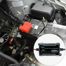 750mA 6V 12V Automatic Battery Charger Maintainer for car motorcycle ATV RV UTV