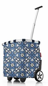 reisenthel carrycruiser Einkaufstasche Einkaufswagen trolley floral 1 OE4067