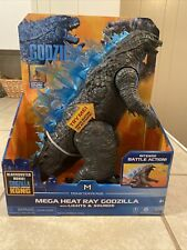 Godzilla Vs Kong 35582 13? Mega Heat Ray Figure with Lights & Sounds ? Godzilla