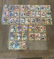 1991 Action Packed 24kt Gold Complete Set 42 Cards