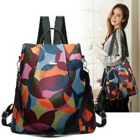 Oxford Backpack Women Anti Theft Girls Travel Daypack Casual Shoulder Schoolbags