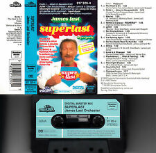 JAMES LAST - Superlast Superparty > MC Musikkassette
