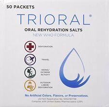 50 Packs of TRIORAL Oral Re-hydration Salts