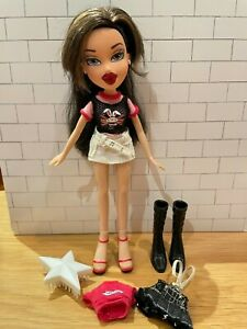 Bratz Funk Out Dana with second outfit - Excellent Condition