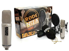 RODE NT-2 A Studio Solution Gro�Ÿmembranmikrofon