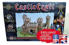 Castle Craft The Middle Ages Vikings vs Crusaders Tehnolog Russian Toy Soldiers