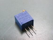 Bourns  3299W-1-102 Qty of 15 per Lot 1 kOhms 0.5W, 1/2W PC Pins Through Hole Tr