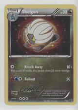 2012 Pokémon Dragon Vault Mini-Set #7 Shelgon Pokemon Card 2f4