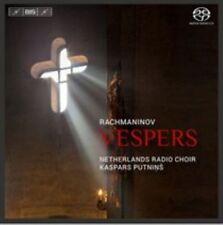 Rachmaninov: Vespers, New Music
