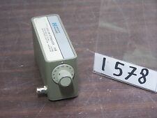 AGILENT HP 355C VHF ATTENUATOR ATTENUATEUR 0 to 12dB DC to 1GHz *I578