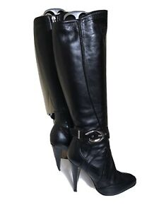 Versace Ladies Knee High Boots