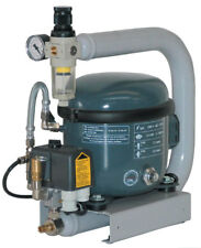 Compressore silenzioso  a bagno d'olio Werther  Sil-Air 15 Export A