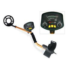 Pyle Metal Detector Waterproof Pin-Point Detect, Built-in Speaker Headphone Jack