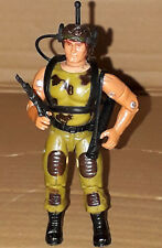 "g.i. joe U.S. Forces Remco American Defence RAMBO 3"" Action Figure KO Gi Joe"