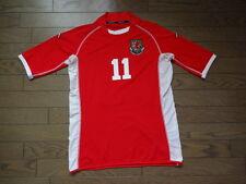 Wales #11 100% Original Soccer Football Jersey Shirt L 2003 MINT Rare