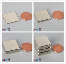 Multiple Thickness 78 22mm Width Rare Earth Neodymium Block Flat Square Magnet