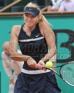 Maria Sharapova strong return   8x10 11x14 16x20 photo 708