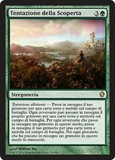 Tentazione della Scoperta - Tempt with Discovery MTG MAGIC C13 Commander 2013 It