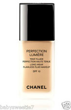 Perfection Lumiere Long Wear Foundation by CHANEL 10 Beige 30ml Spf10